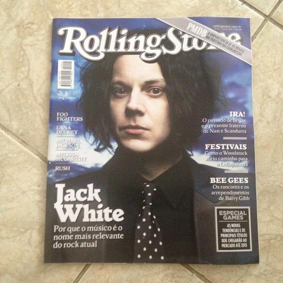 Revista Rolling Stone Jul2014 94 Jack White Ira Foo Fighters