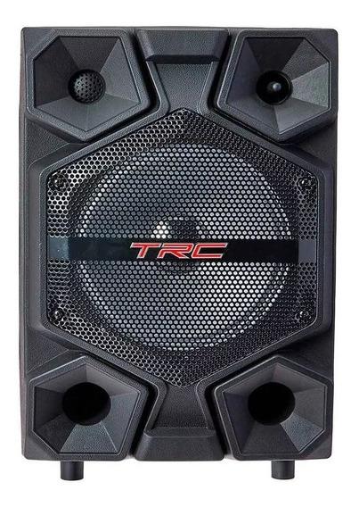 Caixa De Som Amplificada Bluetooth 150w Rms Trc512