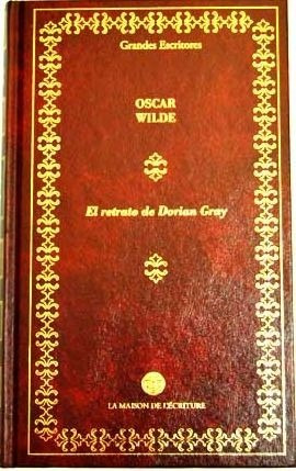 Oscar Wilde El Retrato De Dorian Gray Tapa Dura Exc.estado