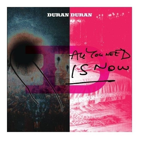 Cd Duran Duran All You Need Is Now En Stock Musicanoba