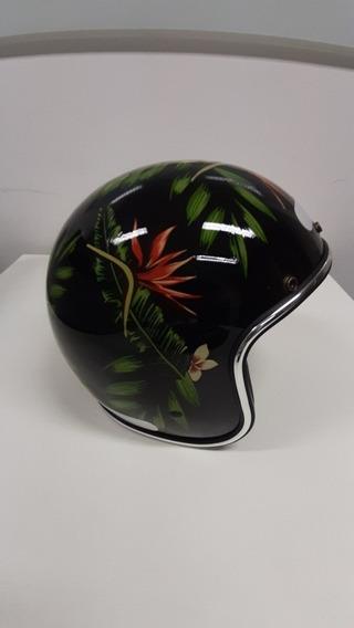 Capacete Urban Helmets Open Face Hermoso Compadre