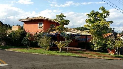 Casa À Venda Em Loteamento Arboreto Dos Jequitibás (sousas) - Ca277534