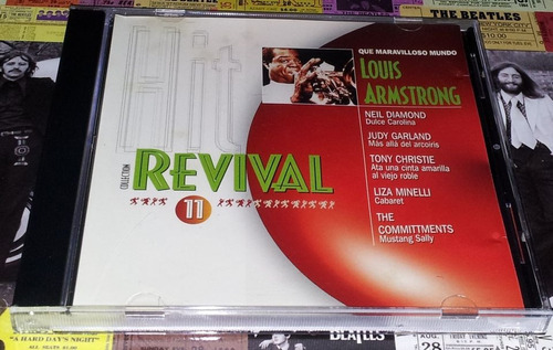 Hit Revival 11 Neil Diamond Louis Armstrong Mamas Pappas Cd