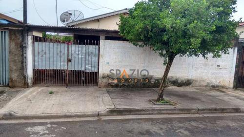 Imagem 1 de 16 de Casa Com 3 Dormitórios À Venda, 57 M² Por R$ 130.000,00 - Jardim Boa Vista - Rio Claro/sp - Ca0439