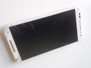 Motorola Moto X Xt1097 Frete Grátis *tela Trincada*