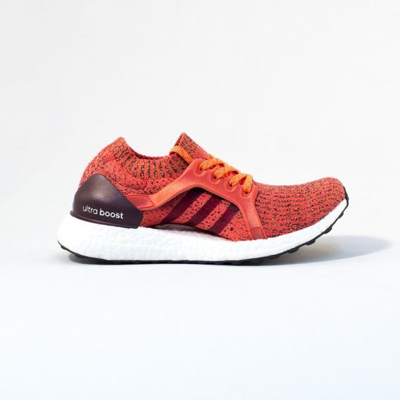 Tenis adidas Ultraboost X Original Color Salmón