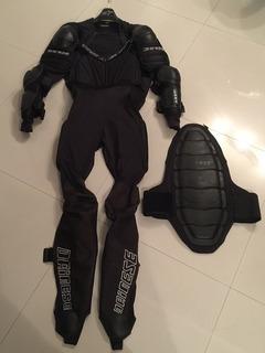 Armadura Dainese Moto Peto Proteccion Esqueleto Motociclista