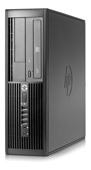 Cpu Hp Core I3 2100 6gb Ddr3 Hd 500gb Compaq Pro Wifi