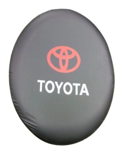 Forro Toyota Llanta Trasera