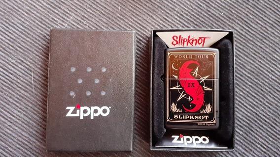 Zippo Slipknot Edicion Limitada.