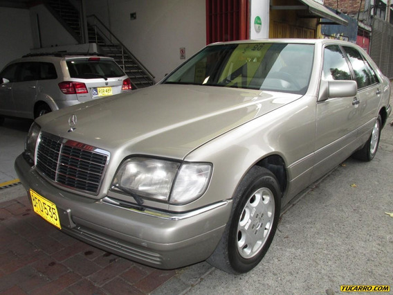 Mercedes Benz Clase S Sedan