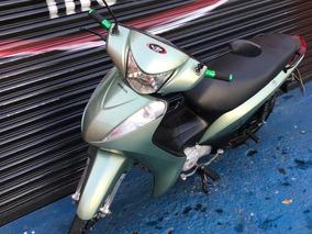Honda Bis 125 Es / Bis 2011 Verde