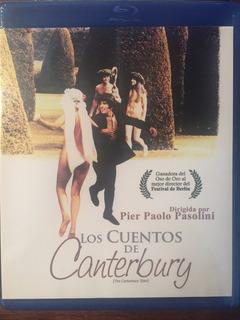Blu-ray Los Cuentos De Canterbury / De Pier Paolo Pasolini
