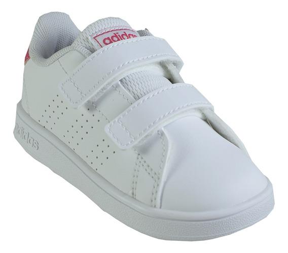 Zapatillas adidas Advantage I Bebes Ftw/rea