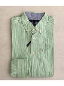 Camisa Tommy Hilfiger Importada Masculina Casacos Hollister