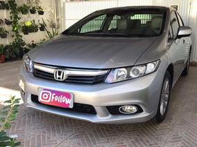Honda Civic 1.8 Flexone Automático (borboleta)
