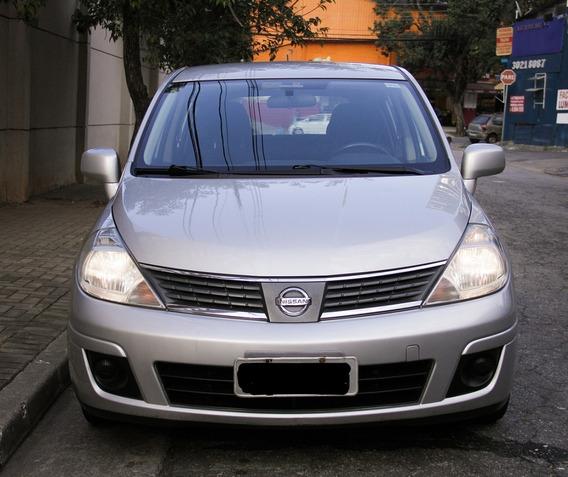 Nissan Tiida 08/09 - 1.8 Gasolina - Mecânico
