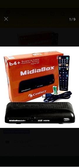Receptor Tv Mídiabox B4