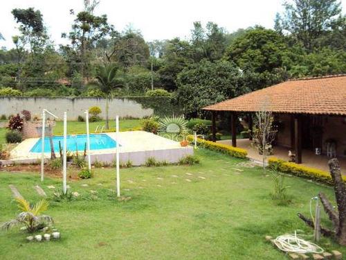 Imagem 1 de 16 de Chácara Com 3 Dorms, Loteamento Caminhos Do Sol, Itatiba - R$ 600 Mil, Cod: Ch110 - Vch110