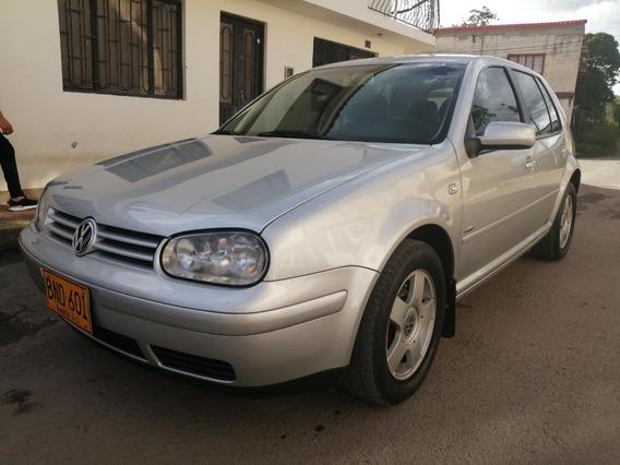 Volkswagen Golf Motor 1.600 Mod 2002 En Perfecta Condición