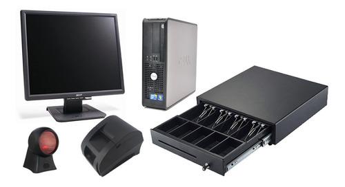 Computador P O S Sistema Completo + Obsequio Soft Inventario
