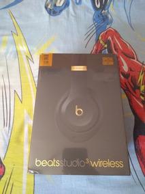 Fone Beats Studio 3 Wireless - Novo / Lacrado