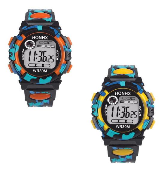 Reloj Militar Sport Watch Digital + Precio De Mayoreo