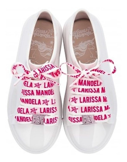 Tênis Larissa Manoela Troca Cadarço Frete Off 008914