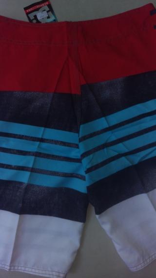 Shorts Marca Dc Bermudas Talla 34