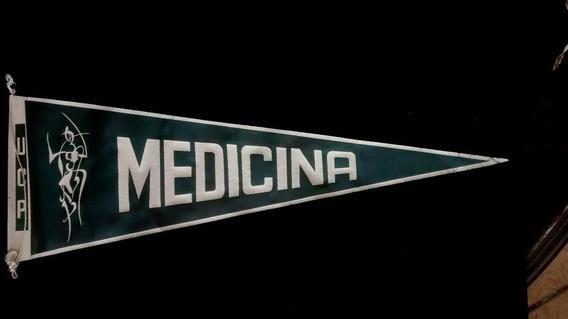 Flâmula Antiga 1968 Medicina Ucepel Pelotas Esqueleto Est.