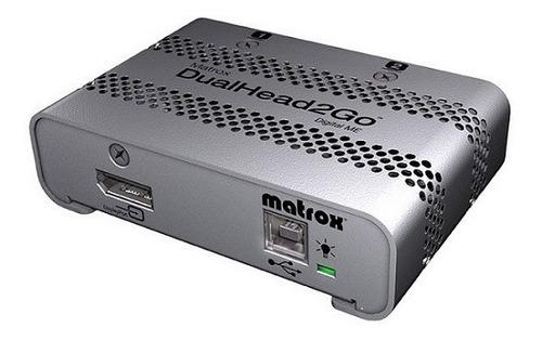 Matrox Dual Head2go Digital Me