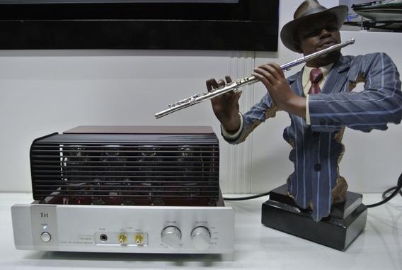 Amplificador Integrado Valvulado Triode