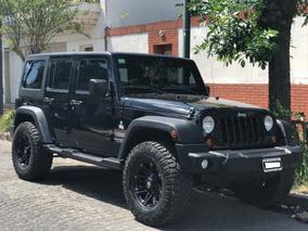 Jeep Wrangler Unlimited 4p Mt