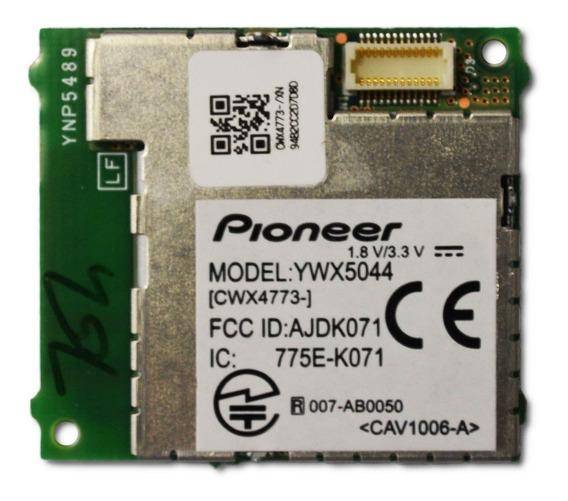 Modulo Transmissor Bluetooth Rádio Pioneer Ywx5044