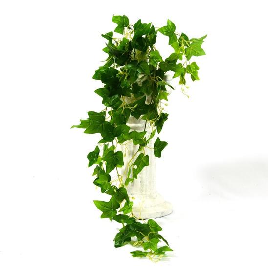 Colgante Verde Hiedra -plantas Artificiales-regalosdeco