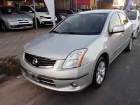 Nissan Sentra Acenta Mt 2011 88mil Km Gris 4p