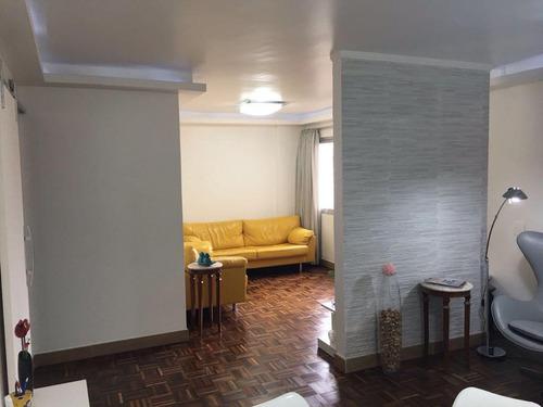 Apartamento Com 3 Dormitórios À Venda, 110 M² Por R$ 900.000,00 - Sumaré - São Paulo/sp - 4617