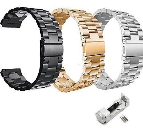 Sailfar Fitbit Blaze Accesorios De Acero Inoxidable De Repu