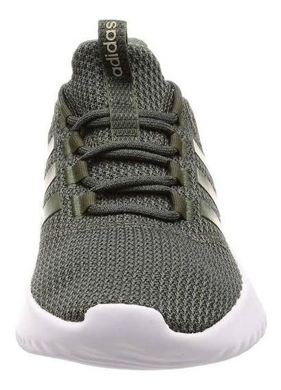 Tenis adidas Cloudfoam Ultimate Verde-originales B43844