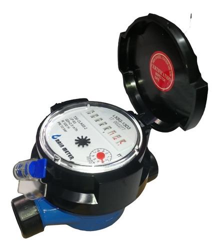 Medidor O Contador De Agua De 1/2 Control Interno