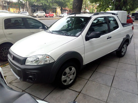 Fiat Strada 1.4 Working Cabina Doble