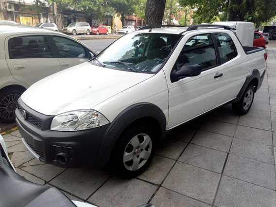 Fiat Strada 1.4 Working Cabina Doble G