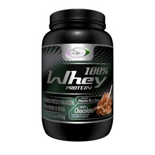 Whey Protein 900g Drozelev Vários Sabores