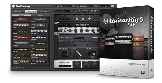 Native Instruments Guitar Rig 5 Pro - Instalação Imediata