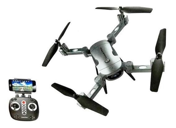 Drone Goal Pro X16 Wifi Hd Volta Pra Casa