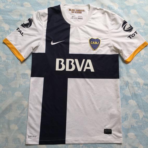 217900-410 Camisa Nike Boca Juniors Away 12/13 P Fn1608