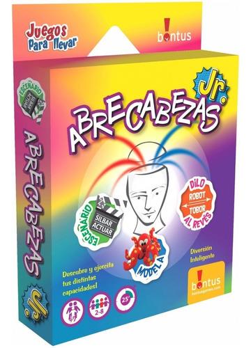 Cartas Abrecabezas Juegos Para Llevar Bontus Baloo Toys