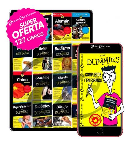Para Dummies Combo Unico Completo Y En Español