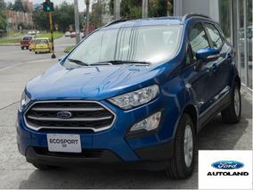 Ford Ecosport Se Automatica 2019