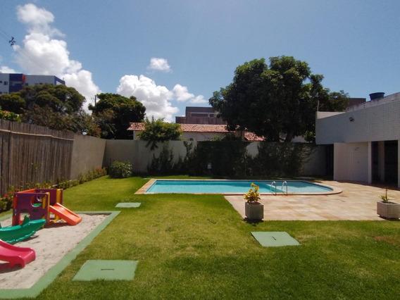 Apartamento Em Campo Grande, Recife/pe De 46m² 2 Quartos Para Locação R$ 1.200,00/mes - Ap597433